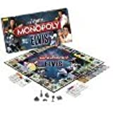 Elvis Presley Monopoly Collector's Edition