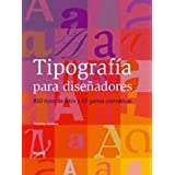 Tipografía para diseñadores: 850 tipos de letra y 40 gamas cromáticas