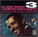 echange, troc The Hampton Hawes Quartet - All Night Session Vol.3
