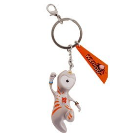 Official Olympic 2012 Wenlock Keyring