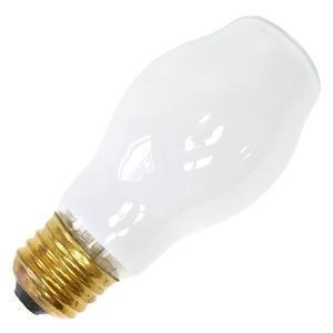 (Pack of 6) BC-100BT15/HAL/W 100-Watt Halogen BT15 Shape WHITE Medium Base Light Bulb