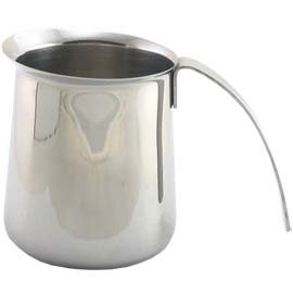 KRUPS XS5012 12 Ounce Stainless Steel Milk Frothing Pitcher, Silver by Krups