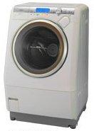 TOSHIBA ザ・フロントインドラム 東芝ドラム式洗濯乾燥機 プラチナベージュ TW-150VC(C)
