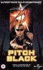 echange, troc Pitch Black [VHS]