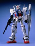Gundam 0083 Stardust Memory MG RX-78GP01 Gundam GP01 Zephyranthes 1/100 Model Kit