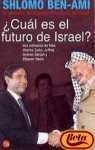 img - for ??Cu??l es el futuro de Israel? = Quel avenir pour Isra??l? (Punto de Lectura) (Spanish Edition) by Shlomo Ben-Ami (2002-11-01) book / textbook / text book
