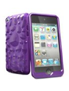 iSkin TCVBP4-PE4 Pebble iTouch 4G (Purple)