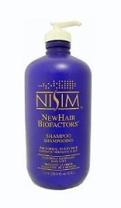 Nisim Shampoo For Hair Loss Normal To Dry Hair Shampoo 33 Oz