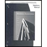 Solution Manual for Financial Accounting: An Introduction...