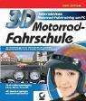 3D Motorrad-Fahrschule