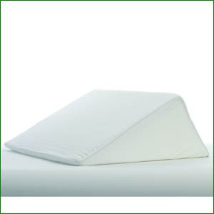 Bed Wedge Support Pillow for Back Pain or Pregnancy