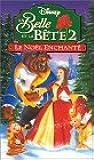 La Belle et la bête 2 : le noël enchanté [VHS]
