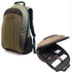 Eco Backpack up to 17.3 Olive MECBP9 By: Mobile Edge Book Bags & Backpacks