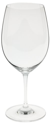 Riedel Vinum Bordeaux Wine Glasses, Set of 6, Plus 2 Bonus Glasses
