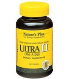 Nature'S Plus Ultra Two Time Release - 180 - Sustained Release Tablet