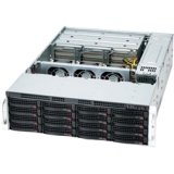 Supermicro SC837 E26-RJBOD1 Rack-Mountable 3U Series Enclosure CSE-837E26-RJBOD1 (Black)