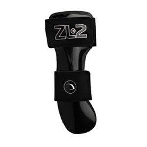 Ebonite ZL-2 Gant de bowling positionneur de poignet droit pour droitier Noir Taille S