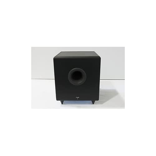 Down-Firing Powered Subwoofer (Black) (Discontinued by Manufacturer