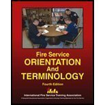 img - for Fire Service Orientation and Terminology book / textbook / text book