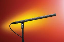 Audio-Technica At8035 Shotgun Microphone