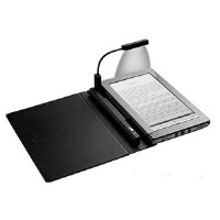 Sony PRSACL9 PRS-900 Reader Daily Edition Cover with Light - Black (Sony Reader Cover With Light compare prices)