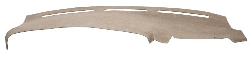 DashMat Original Dashboard Cover Nissan Maxima (Premium Carpet, Mocha)