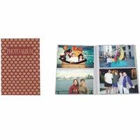 Pioneer Flexible Cover Series Bound Photo Album Random Designer Color Covers Holds 64 4x6 Photos 1 Per PageB00009UT6D