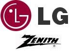 Lg - Zenith Remote Control Part # Akb72915240