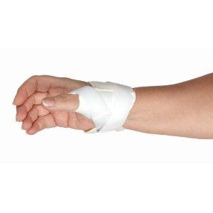 Otc Lightweight Soft Thumb Immobilizer, Left, Small