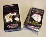 Magic Blank Cards and Mirror Box By Hanky Panky - 1