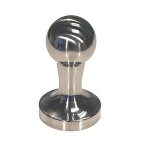 "Vaneli's Solid Stainless Steel Tamper 54.5mm--2.15 inches (2 3/16"") by Vaneli's, Inc."
