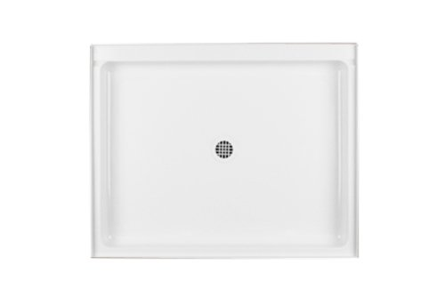 Purchase Swanstone R-3442-010 34-Inch by 42-Inch by 5-1/2-Inch Single Threshold Shower Floor, White ...