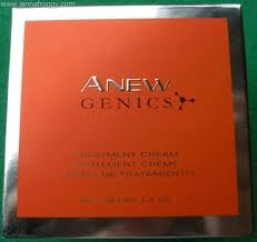Avon Anew Genics Eye Treatment 0.5 oz