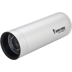 Vivotek IP8332 Outdoor Day/Night Bullet Network Camera  - Network camera - outdoor - dustproof / weatherproof / tamper-proof - color ( Day&Night ) - fixed focal - 10/100 - DC 12 V / AC 24 V