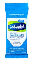 Cetaphil Gentle Skin Cleansing Cloths 10 cloths цена и фото