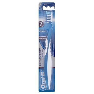 Oral-B Cross Action Complete Adult 35 Soft Manual Toothbrush