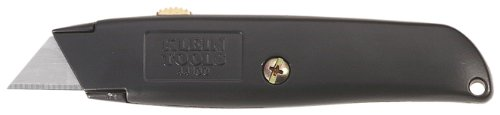 Klein Tool 44100 Utility Knife With Retractable Blade