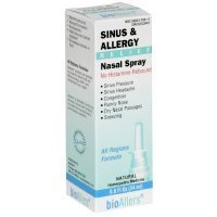 Natra Bio - Sinus & Allergy Relief, .8 fl oz spray ( Multi-Pack)