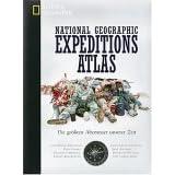 Expeditions-Atlas. Die größten Abenteuer unserer Zeit. Roald Amundsen, Jacques-Yves Cousteau, Dian Fossey, Jane...