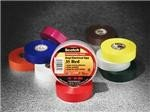 """3M Scotch 35 Vinyl Color Coding Electrical Tape, 32 To 221 Degree F, 1250 Mv Dielectric Strength, 66' Length X 3/4"""" Width, Orange"""