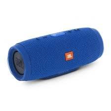 JBL Charge 3 Portable Bluetooth Waterproof Speaker-Blue
