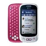 LG GT350 Town White/Pink Unlocked Mobile Phone (QWERTY Keyboard)by LG Electronics