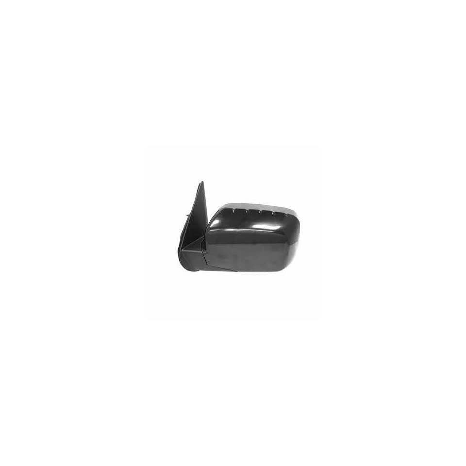 LEFT MIRROR (DRIVER SIDE) FOR 2006 2009 HONDA RIDGELINE (READY TO PAINT, POWER, HEATED)   4820042