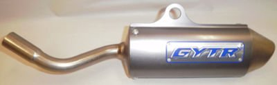 Yamaha GYT-0SS56-32-81 GYTR FMF Racing 2-Stroke Titanium Exhaust Silencer for Yamaha YZ85 motorcycle scooter exhaust modified exhaust muffler pipe for yamaha t max tmax 530 tmax530 tmax 500 xmax 125 250 300 400