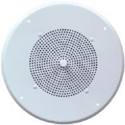 Speco Tech G86 - Tcg 8-Inch Speaker With 70/25V Transformer And Volume Control