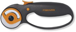 Fiskars - Contour Rotary Cutter-45mm (Fiskars Contour Rotary Cutter compare prices)