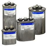 GE Genteq Replacement for Capacitor 30/5 uf 370 volt 97F9833, 370V, 30/5 MFD, Dual Run, Round Capacitor by GE/Genteq