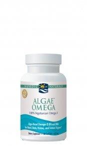 Nordic Naturals: Algae Omega, 120 Sgels (2Pack)