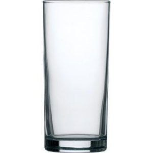 340ml 12oz glass hi ball tumblers set of 6.