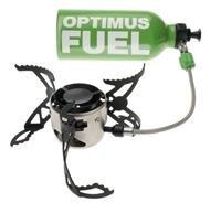 Optimus Nova + Multifuel Expedition elettrico